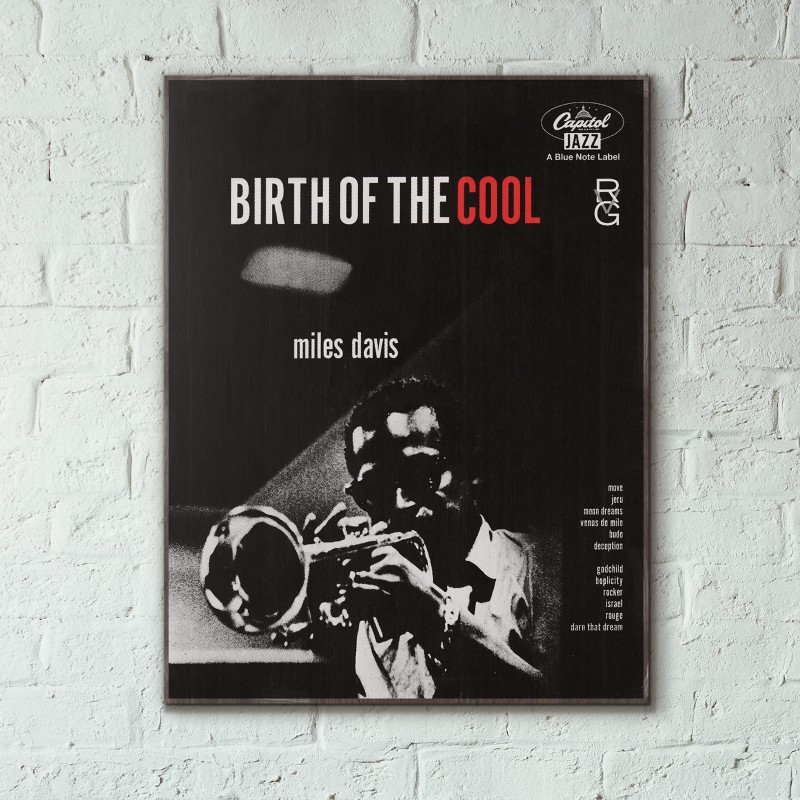 miles davis u0026 39  birth of the cool album cover from 1957