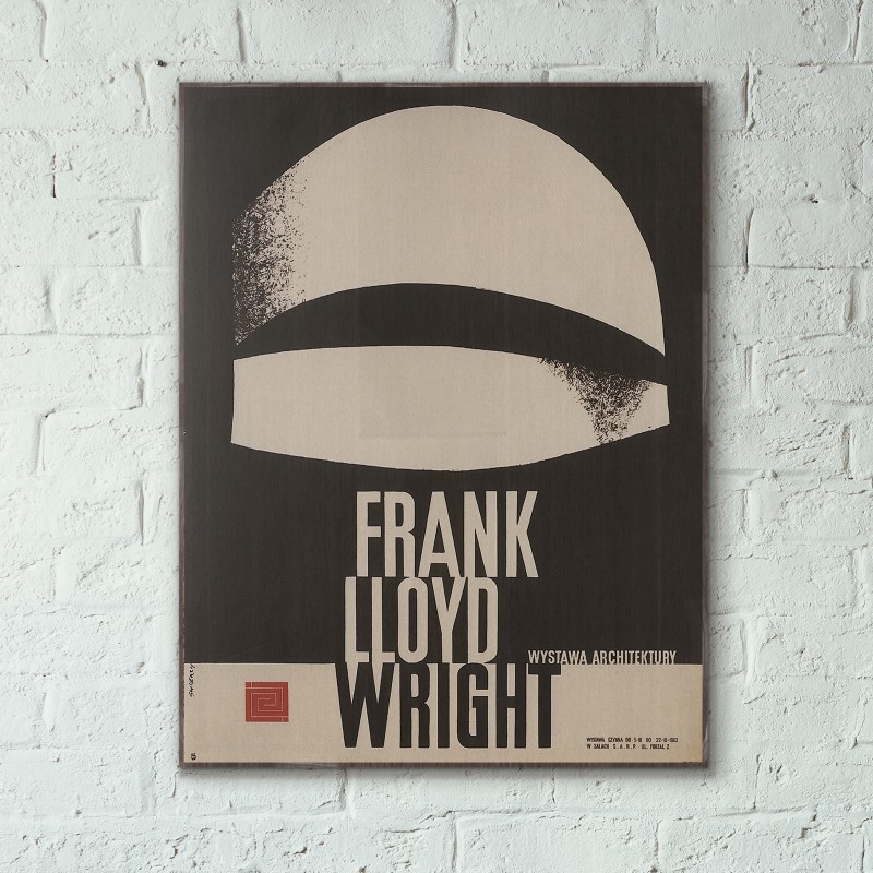 Frank lloyd wright graphic design 54072 baidata for Frank lloyd wright stile prateria
