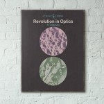 Pelican Book Covers - Revolution in Optics 1968 Wooden Poster