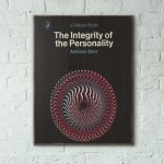 Pelican Book Covers - The Integrity of the Personality 1972 Wooden Poster