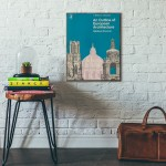Pelican Book Covers - An Outline of European Architecture 1967 Wooden Poster
