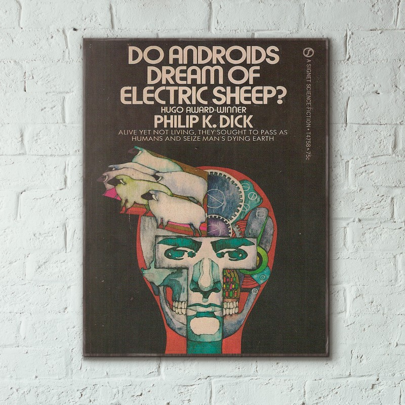 a review of the science fiction novel sheep by philip k dick To philip k dick, science fiction meant so much do androids dream of electric sheep a crowdsourced science fiction novel written by cnet readers.