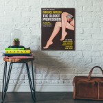The Oldest Profession 1967 Sexploitation Film Wooden Poster